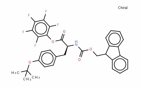 Fmoc-Tyr(tBu)-OPfp