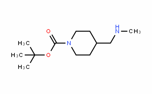 1-Boc-4-[(Methylamino)methyl]piperidine