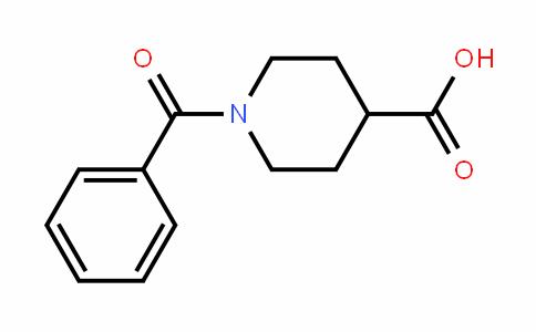1-Benzoylpiperidine-4-carboxylic acid