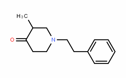 3-Methyl-1-(2-phenylethyl)piperidin-4-one