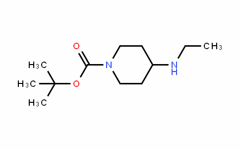 1-Boc-4-Ethylaminopiperidine