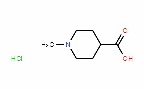 1-Methylpiperidine-4-carboxylic acid hydrochloride