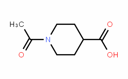 1-Acetyl-4-piperidinecarboxylic acid