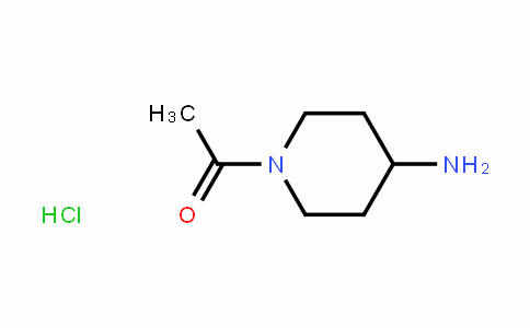 1-Acetylpiperidin-4-amine hydrochloride