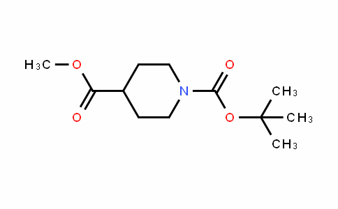 N-Boc-Piperidine-4-carboxylic acid methyl ester