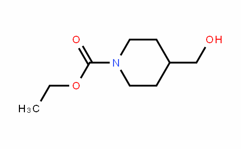 N-ethoxycarbonyl-4-piperidinemethanol