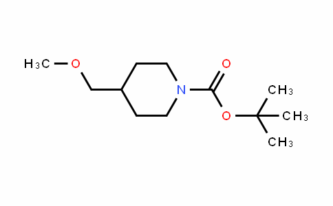 Tert-butyl 4-(methoxymethyl)piperidine-1-carboxylate