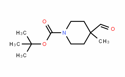 1-Boc-4-Formyl-4-Methyl-Piperidine