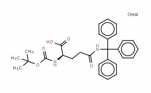 Boc-D-Gln(Trt)-OH
