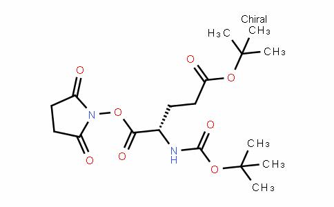 Boc-Glu(OtBu)-Osu