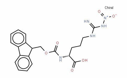 Fmoc-D-Arg(NO2)-OH