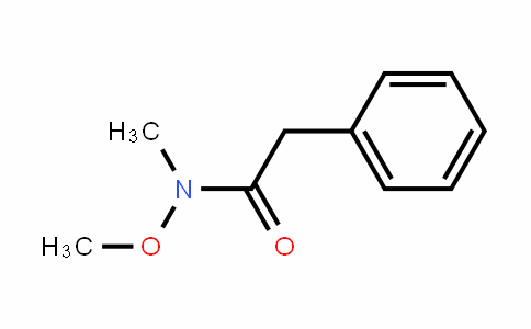 N-Methoxy-N-Methyl-2-phenylacetaMide