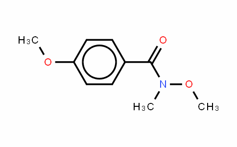 4,n-dimethoxy-n-methylbenzamide
