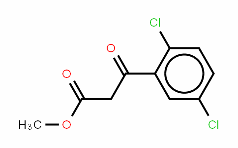 Methyl 2',5'-dichlorobenzoylacetate