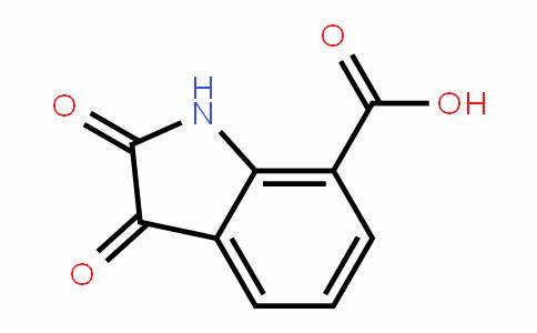 2,3-dioxoindoline-7-carboxylic Acid