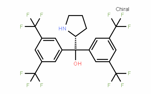(R)-alpha,alpha-bis[3,5-bis(trifluoromethyl)phenyl]-2-pyrrolidinemethanol