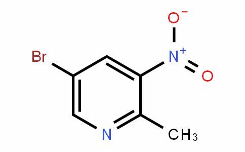 5-bromo-2-methyl-3-nitropyridine