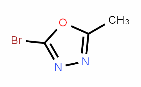 2-bromo-5-methyl-1,3,4-oxadiazole