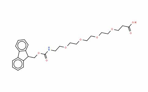 FMOC-15-AMINO-4,7,10,13-TETRAOXAPENTADECANOIC ACID