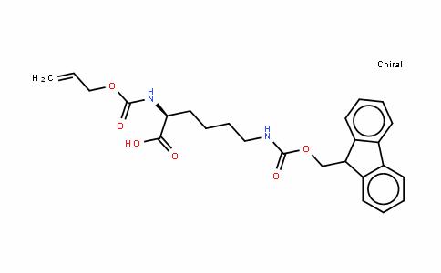 Alloc-Lys(Fmoc)-OH