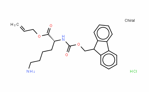 Fmoc-Lys-OAll.HCl