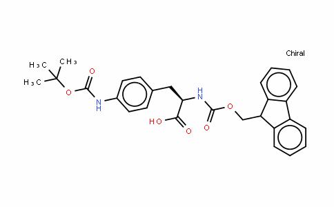 Fmoc-D-Phe(4-NHBoc)-OH
