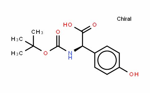 Boc-D-Phg(4-OH)-OH