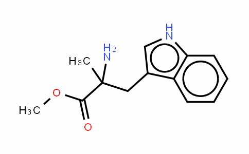 a-Methyl-DL-tryptophan methyl ester