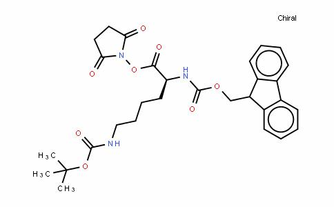 Fmoc-Lys(Boc)-Osu