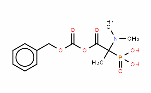 Benzyloxycarbonyl-α -phosphonoglycine trimethyl ester
