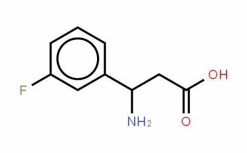 DL-3-Amino-3-(3-Fluoro-phenyl)-propionic acid