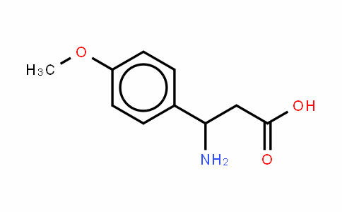 DL-3-Amino-3-(4-methoxy-phenyl)-propionic acid