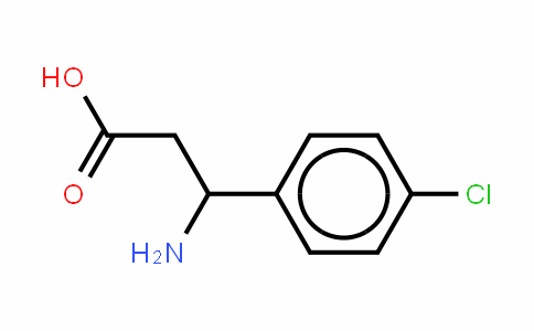 DL-3-Amino-3-(4-chlorophenyl)-propionic acid