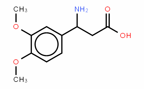 DL-3-Amino-3-(3,4-dimethoxy-phenyl)-propionic acid