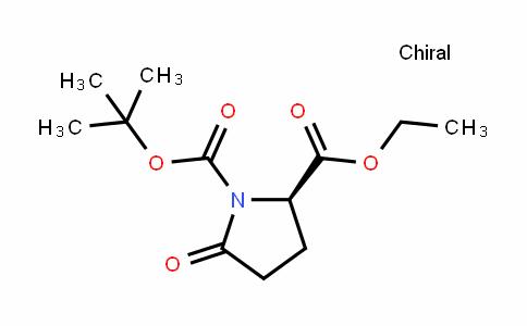 Ethyl (R)-N-(tert-butoxycarbonyl)pyroglutamate