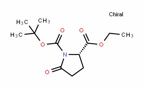Ethyl (S)-N-(tert-butoxycarbonyl)pyroglutamate