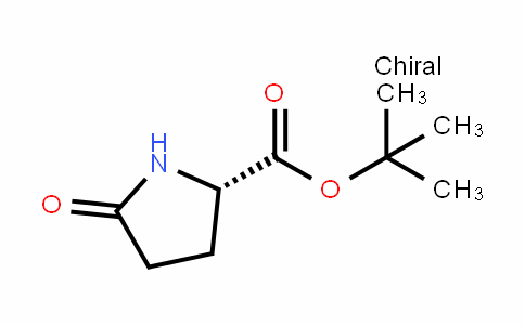 tert-butyl 5-oxo-L-prolinate