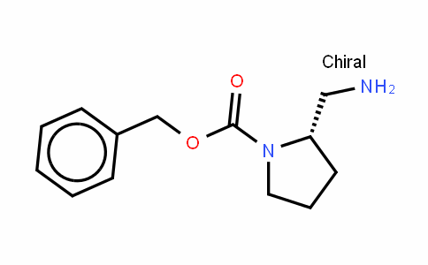 (S)-(2-Aminomethyl)-1-N-Cbz-pyrrolidine
