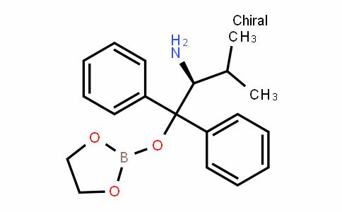 (S)-1-(1,3,2-Dioxaborolan-2-yloxy)-3-methyl-1,1-diphenylbutan-2-amine