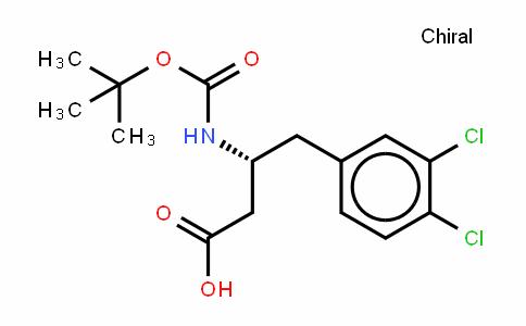 Boc-D-β-homo-3,4-CL2-Phe-OH