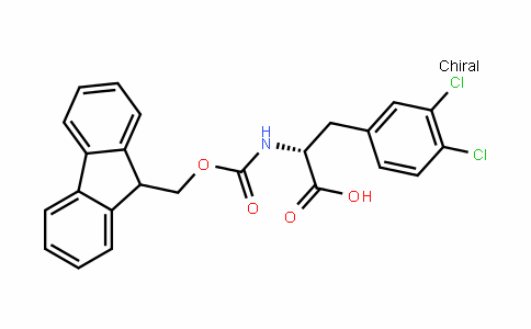 Fmoc-D-3,4-Dichlorophenylalanine