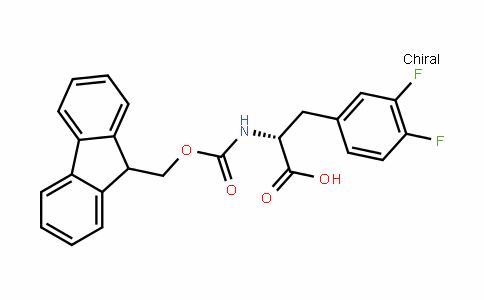 Fmoc-D-3,4-Difluorophenylalanine