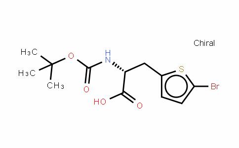 Boc-L-2-(5-BromoThienyl)-alanine