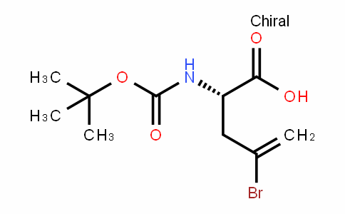Boc-L-2-Amino--4-bromo-4-pentenoic acid