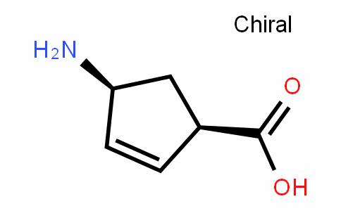 (+)-(1R,4S)-4-Aminocyclopent-2-enecarboxylic acid