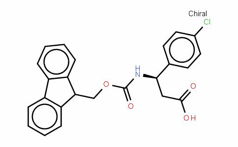 Fmoc-(R)- 3-Amino-3-(4-chlorophenyl)-propionic acid