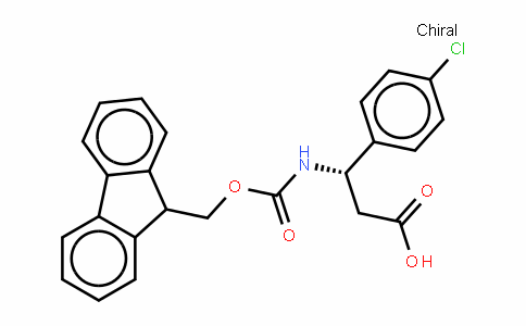 Fmoc-(S)- 3-Amino-3-(4-chlorophenyl)-propionic acid