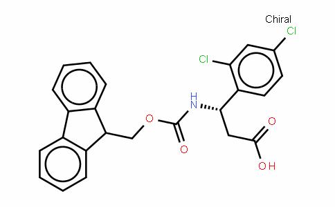 Fmoc-(S)- 3-Amino-3-(2,4-dichlorophenyl)-propionic acid