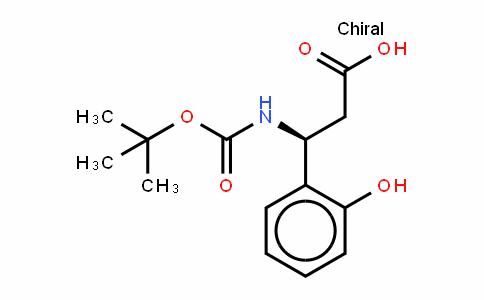 Boc-(S)- 3-Amino-3-(2-hydroxyphenyl)-propionic acid