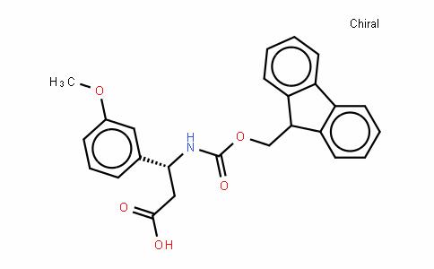 Fmoc-(R)- 3-Amino-3-(3-methoxyphenyl)-propionic acid